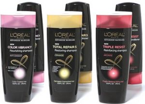 $1.00 off LOreal Advanced Haircare Shampoo or Conditioner Coupon on http://hunt4freebies.com/coupons