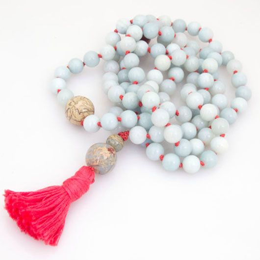 How To Use Your Mala Necklace + Etsy Finds