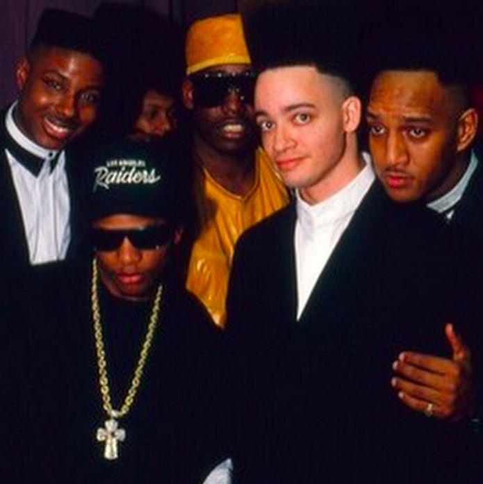 Kid N Play, Eazy-E, Kool Moe Dee