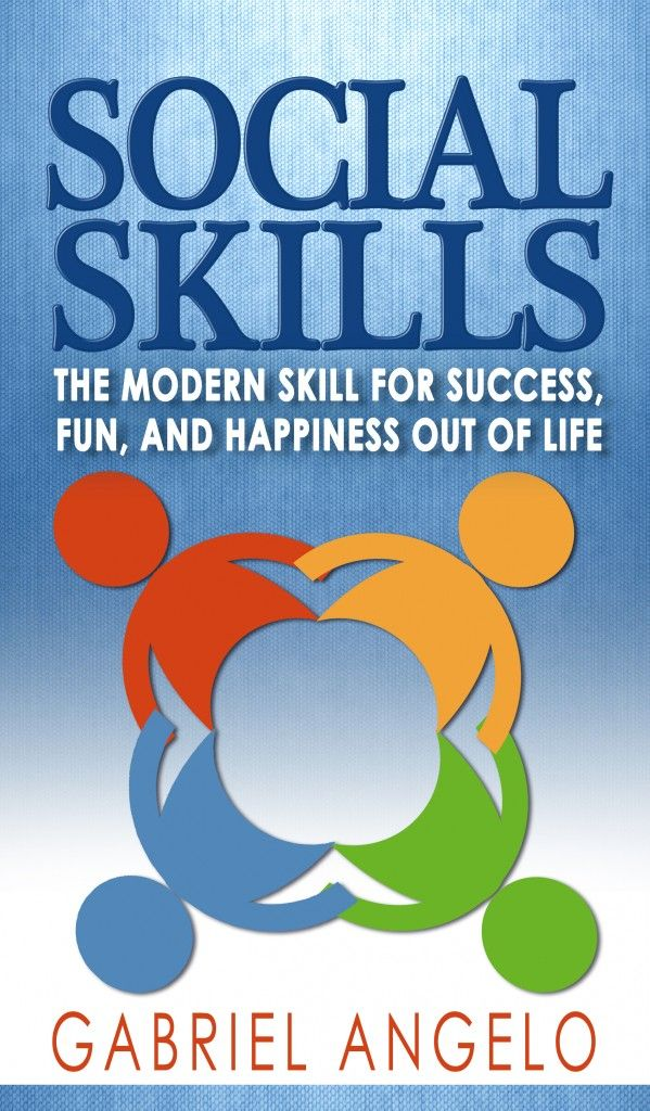 """Finally, the world's 1st complete in-depth book ever on """"Social Skills"""" by Gabriel Angelo has been released from Social Natural!  Filledl with profound scientific data and research topped with practical """"how-to"""" applications as well to improve your social skills and become a much social outgoing person.  Check it out now!"""