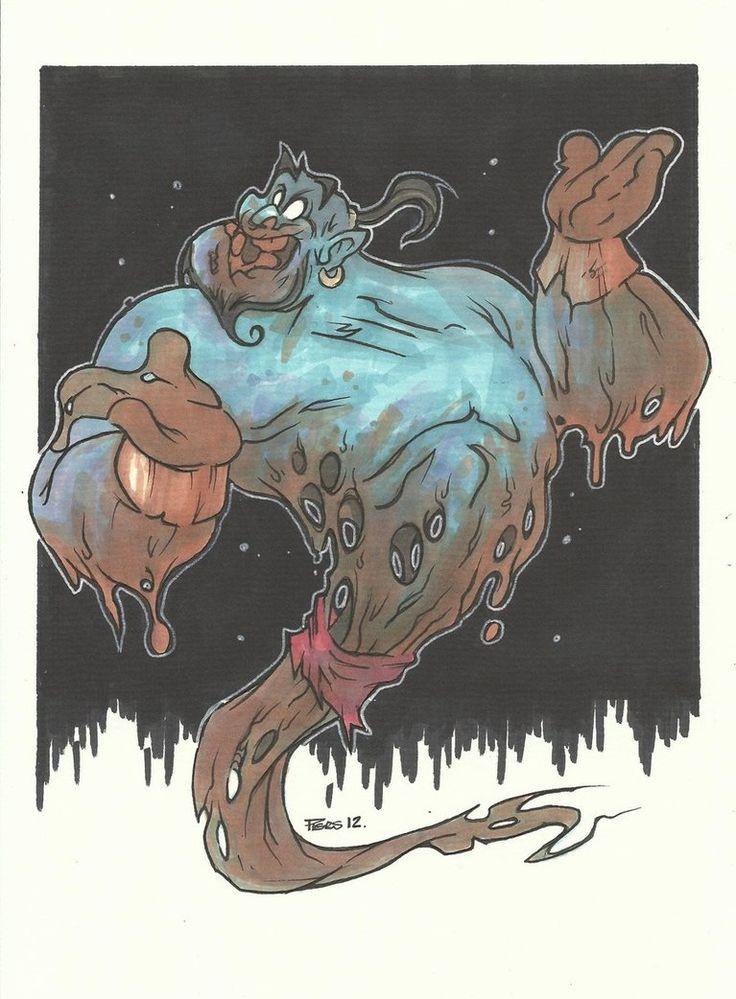 Zombie Genie