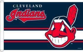 Cleveland Indians Flag 3x5 Z157-3208588840