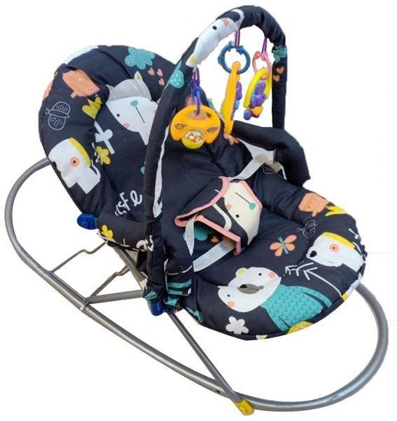 كرسي هزاز للاطفال وباونسر متعدد الالوان من مورو فايبريشن Baby Car Seats Baby Strollers Baby Car