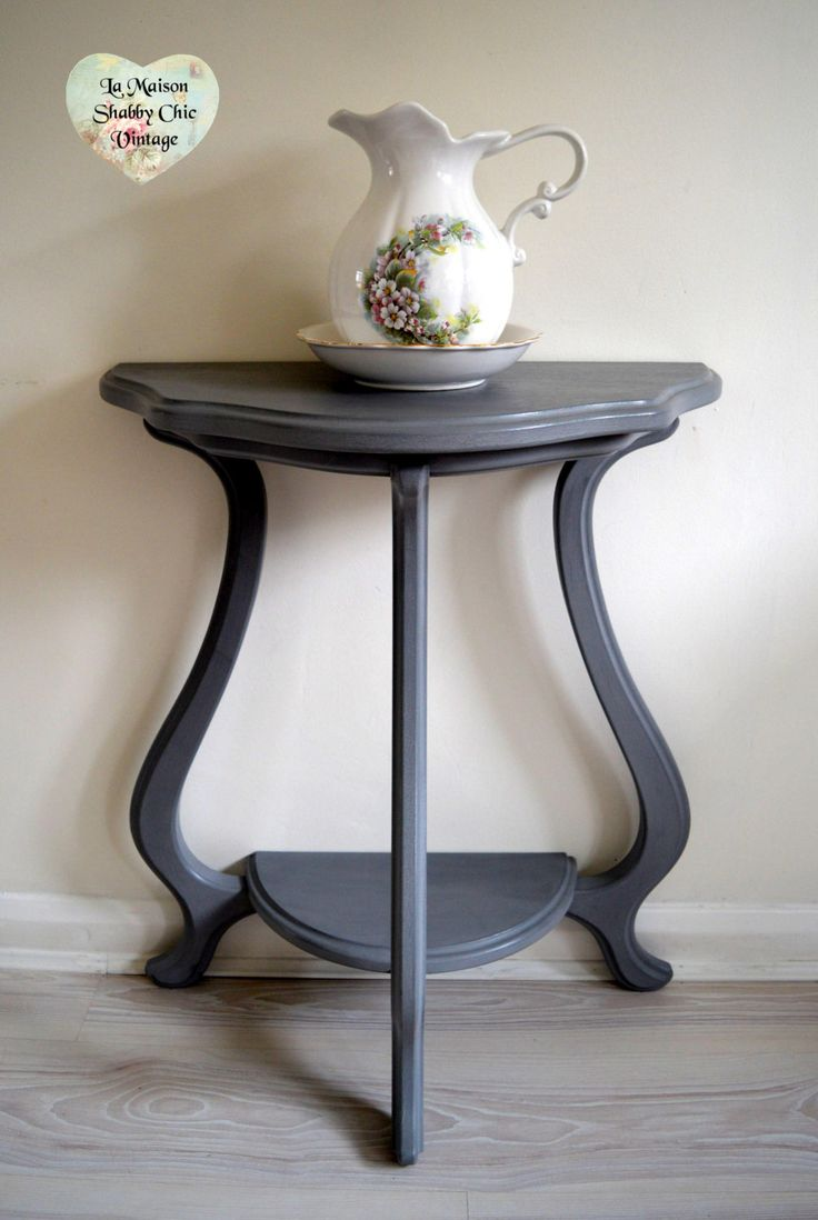 1000 ideas about half moon console table on pinterest half moon table console tables and. Black Bedroom Furniture Sets. Home Design Ideas