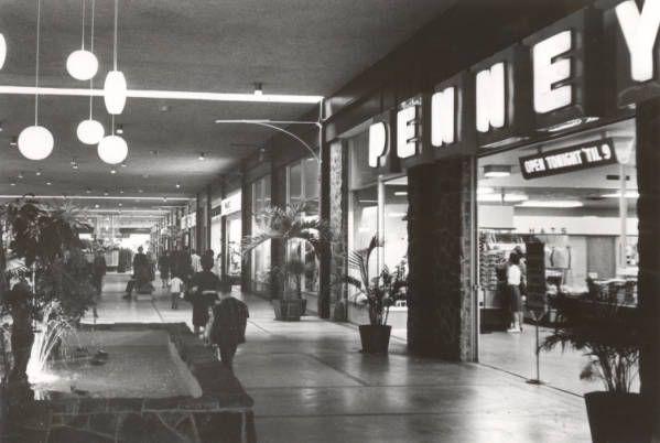 Fort Wayne Mall >> JCPenney - Eastwood Mall - Birmingham AL | vintage stuff ...