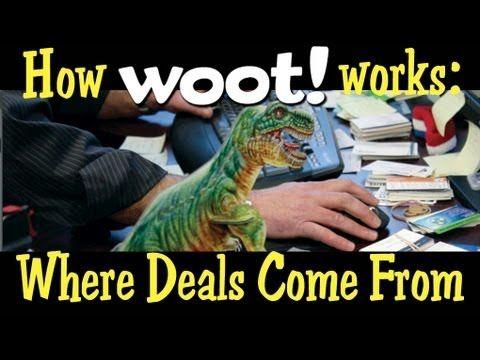 Love Woot!  Always find such great deals