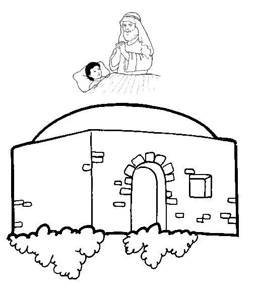 Elisha Heals The Shunamites Son