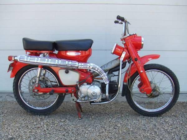 1965 Honda CT 90 http://minneapolis.craigslist.org/hnp/mcy ...