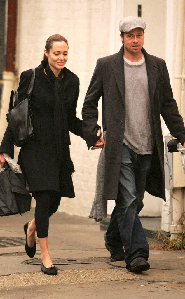 Newlyweds Brad Pitt and Angelina Jolie Take the Kids Bowling in Malta?Get the Details!