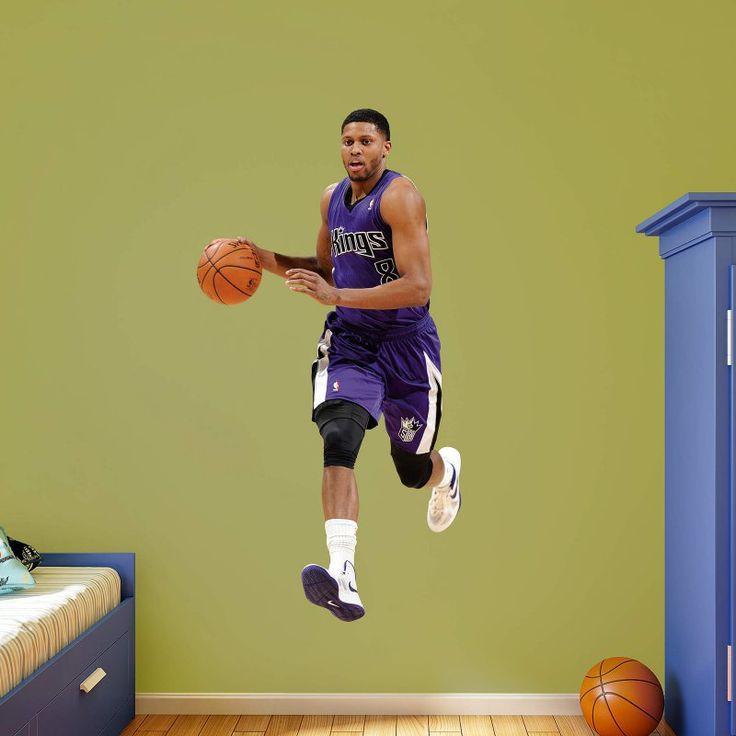 Fathead NBA Sacramento Kings Rudy Gay Wall Decal - 22-20478