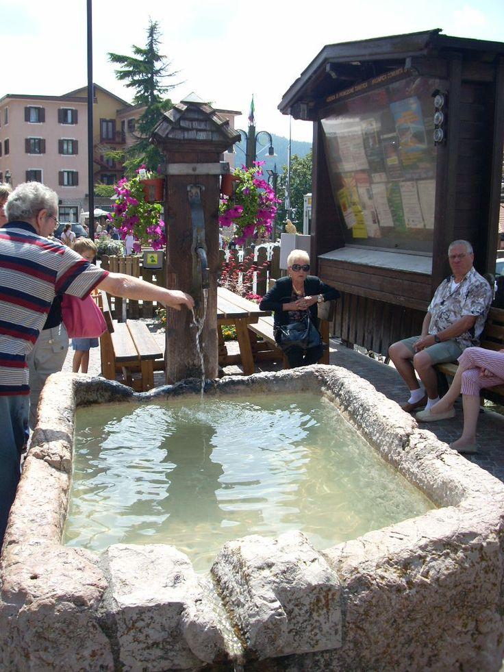 fontana a Folgaria