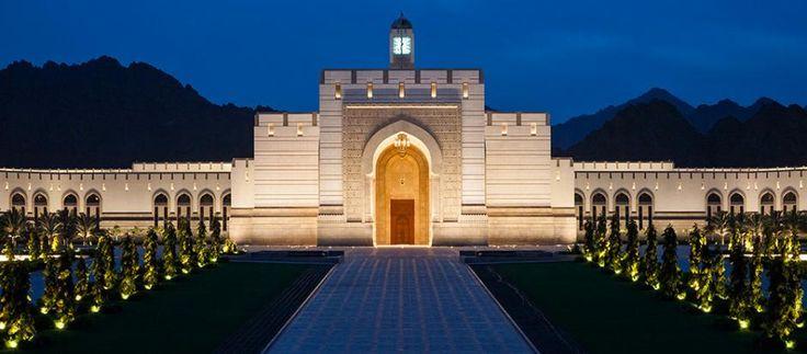 Majilis Oman #facades #lighting #project #LED