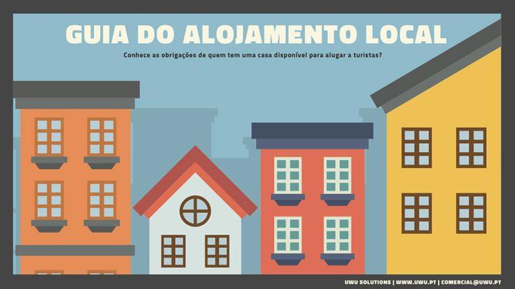 Guia do Alojamento Local - Conheça todos os requisitos e obrigações - http://bit.ly/1O11DtF