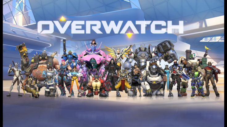 Resultado de imagen de descargar overwatch gratis 2017