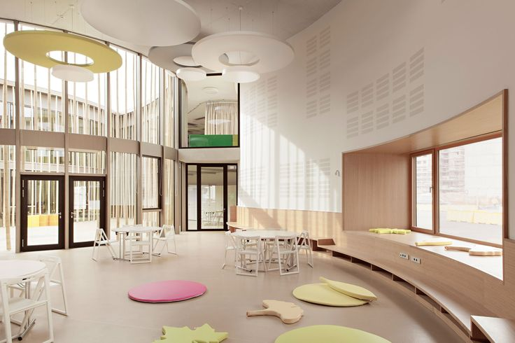 Stories On Design by Yellowtrace: Architecture for Children.