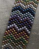 Peyote zig zag: Beading Bedazzling And, Beading Patterns, Tutorials, Bead Patterns, Beads Bracelets, Beaded Flat, Beaded Jewelry, Peyote