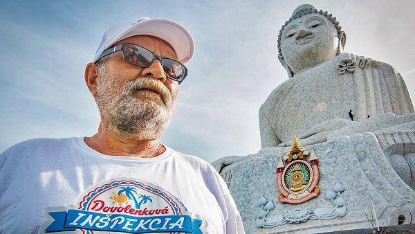 Dôchodca Bohuš Mudrončík (63) zRužomberka vymenil klasickú dovolenku za exotiku! Zbalil kufre avydal sa spolu so svojím synom na vlastnú päsť spoznávať orientálne Thajsko.