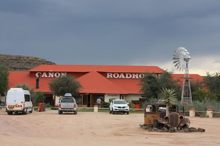 A must-stop near the Fish River Canyon