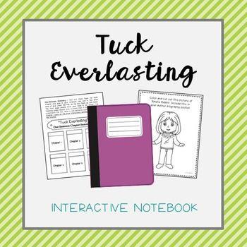 Book Report On Tuck Everlasting
