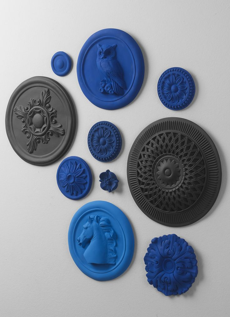 Wall rosettes