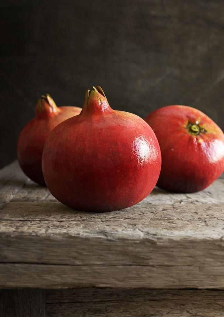 Pomegranates, C4D, CGI, 3D. Scan - https://www.blankrepository.com/