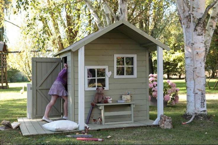 111 best abris de jardin maisonnettes et cabanes images for Abri de jardin d occasion
