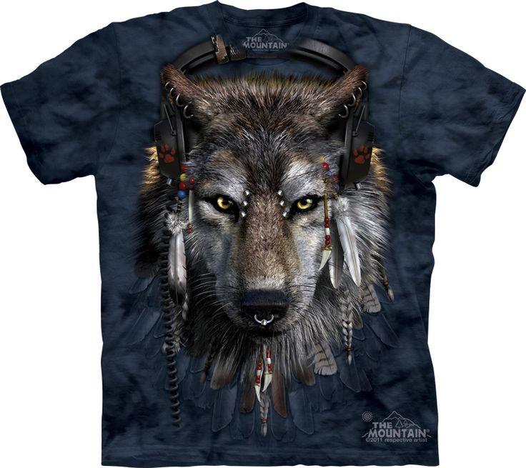 dj fen face t-shirt