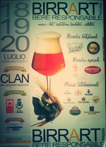 FESTA DELLA BIRRA a Tagliacozzo (Aq) #Tagliacozzo #festa #birra #beer #funny