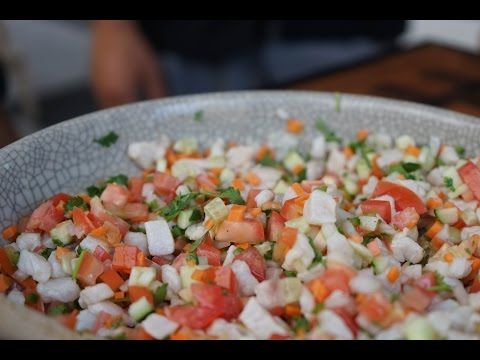 How to Make Fish Ceviche: 5 Steps (with Pictures)