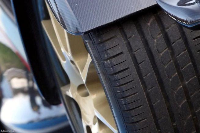 Il dato è stato elaborato dall'Etrma, associazione europea dei costruttori di pneumatici, ed è stato divulgato dal Centro Studi Continental
