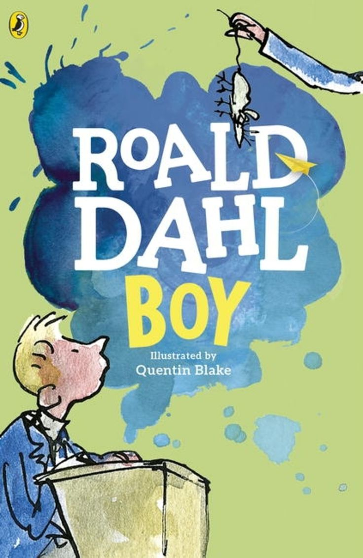 Roald Dahl vividly shares his memories; some are funny. Some are painful. Some are unpleasant. All are true.