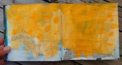Bloknote | Blognotes by Marieke Blokland: Art Journaling Backgrounds