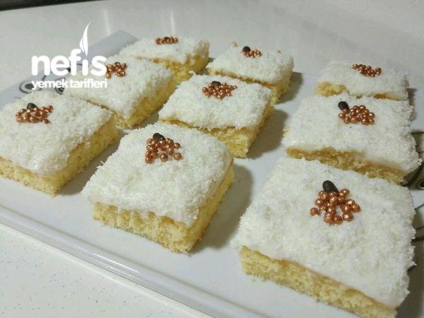 Pamuk Tarlası Pastası