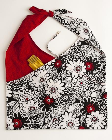 Criss Cross Bag Pattern