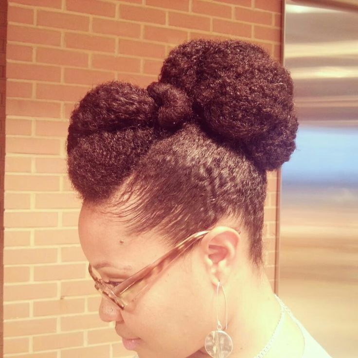 natural hair updo styles 161 best hair puffs amp buns images on 1583 | 4b13e67d93b85b269f8eaee3c873276a natural hair updo natural hair styles