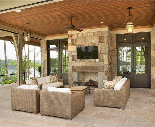 Best 25 Transitional Outdoor Fireplaces Ideas On Pinterest Transitional Outdoor Grills