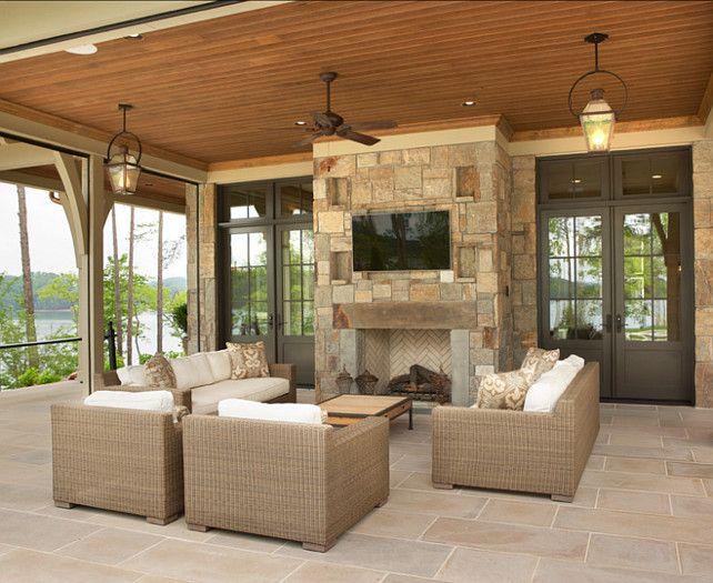 Patio. Patio Furniture. The patio furniture here is from Restoration Hardware. #Patio #PatioFurniture #RestorationHardware.