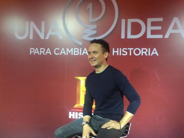 """Fonseca el portador de """"Una Idea Para Cambiar la Historia"""""""