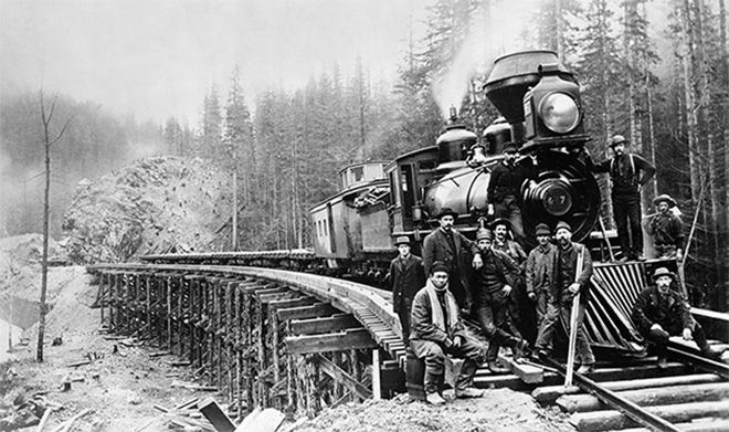 Nov 18 1883 Railroad Time Goes Coast To Coast
