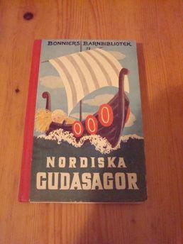 Nordiska gudasagor, 1943 | Harris Antik och Retro