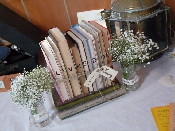 table livre d'or