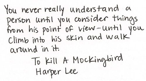 the effects of prejudice in to kill a mockingbird by harper lee Discover and share in to kill a mockingbird prejudice quotes explore our collection of motivational and famous quotes by authors you know and love.