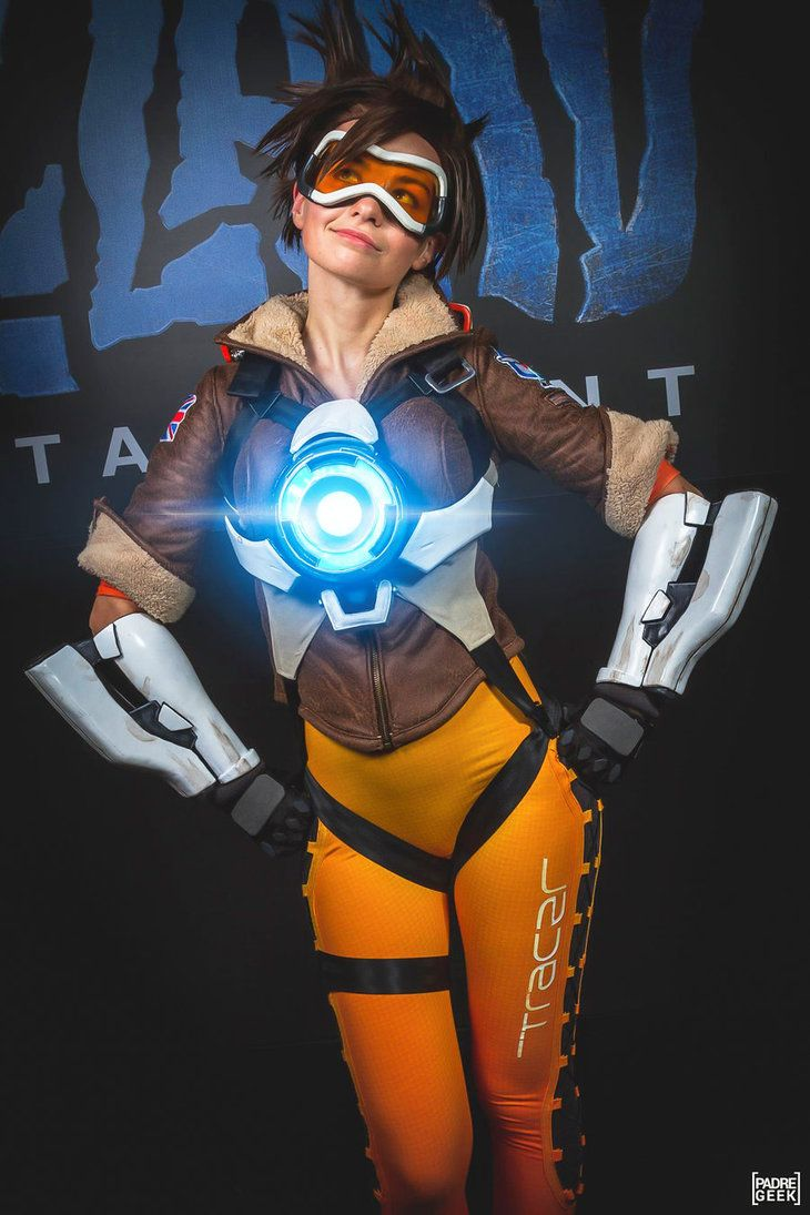 Tracer Cosplay costume Overwatch (45) \u2013 Cosplays