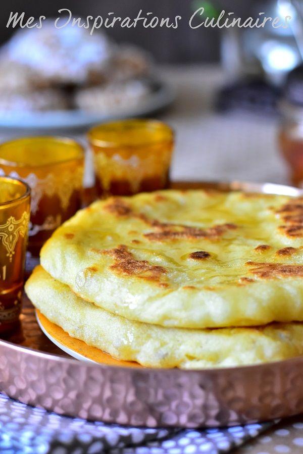 Bouchiar galette moelleuse berbère / moroccan bread