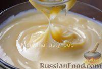 Фото к рецепту: Заварной крем классический