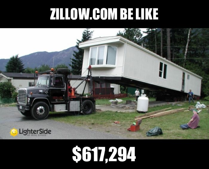 18 best buyers real estate humor images on pinterest for Build your own mobile home online