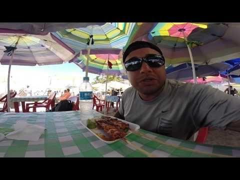 Puerto Vallarta Restaurants best Beach deals on the freshest foods. - YouTube