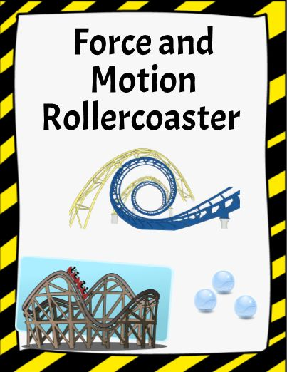 This is a unit to teach force and motion. It includes instructions for building roller coasters using paper plates. It also includes a reader on force and motion, and vocabulary cards.