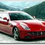 2018-2019 Ferrari FF — First pictures and video of the new 2018-2019 Ferrari FF