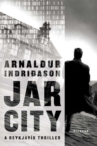 Jar City by Arnaldur Indridason; translated from Icelandic, really good murder mystery!
